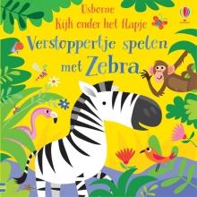 , Verstoppertje spelen met Zebra