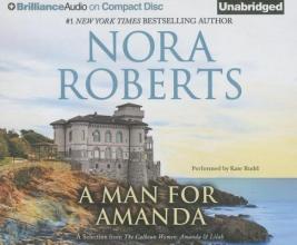 Roberts, Nora A Man for Amanda