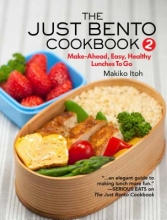Makiko,Itoh Just Bento Cookbook 2