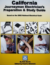 Norris, Bob California Journeyman Electrician`s Preparation & Study Guide