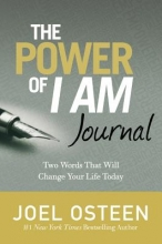 Osteen, Joel The Power of I Am Journal