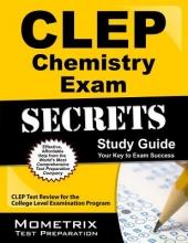 CLEP Exam Secrets Test Prep Team CLEP Chemistry Exam Secrets