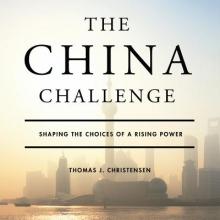 Christensen, Thomas J. The China Challenge
