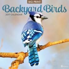 Cal 2017 Backyard Birds