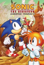 Sonic Scribes Sonic the Hedgehog Archives, Volume 16