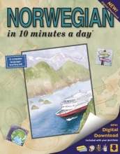 Kristine K. Kershul Norwegian in 10 Minutes a Day