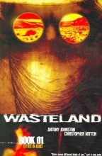 Johnston, Antony Wasteland 1