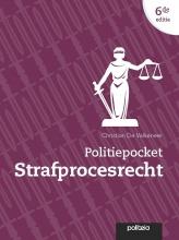 Christian De Valkeneer , Politiepocket Strafprocesrecht | 6de editie