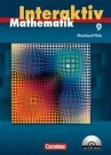 Mathematik interaktiv 9. Schuljahr. Schülerbuch mit CD-ROM. Rheinland-Pfalz