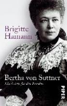 Hamann, Brigitte Bertha von Suttner