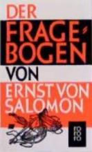 Salomon, Ernst von Der Fragebogen