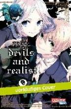 Yukihiro, Utako Devils and Realist 08