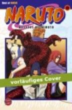 Kishimoto, Masashi Naruto 39