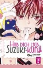 Ikeyamada, Go Hab Dich lieb, Suzuki-kun!! 13