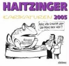 Haitzinger, Horst Karikaturen 2005