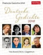 Kaufmann, Daniela Deutsche Gedichte 2016