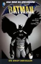 Snyder, Scott Batman 02. Die Stadt der Eulen