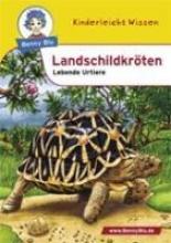 Eckstein, Simon Benny Blu - Landschildkröten - Lebende Urtiere