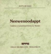 Haag, Gottlob Neewenoodappt