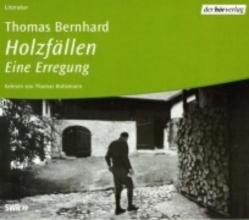 Bernhard, Thomas Holzfllen. 7 CDs