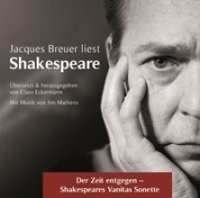 Shakespeare, William Der Zeit entgegen - Shakespeares Vanitas Sonette