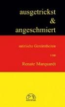 Marquardt, Renate Ausgetrickst und angeschmiert