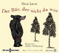 Lavie, Oren Der Bär, der nicht da war