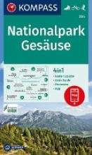 , Nationalpark Gesäuse 1:25 000