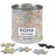 , Roma city puzzel magnetisch