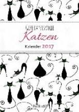 Geheimnisvolle Katzen - Terminkalender 2017