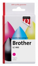 , Inktcartridge Quantore Brother LC-900 rood