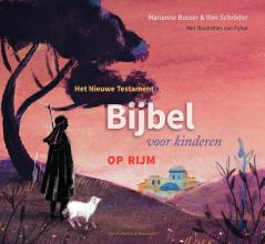 Ron Schröder Marianne Busser, Bijbel voor kinderen - op rijm - Nieuwe Testament