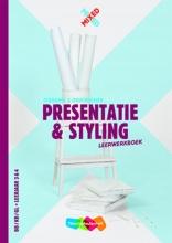, Presentatie & styling v Leerwerkboek + ondernemen