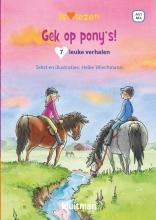 Heike Wiechmann , Gek op pony`s! 7 leuke verhalen