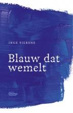 Inge Sierens , Blauw dat wemelt
