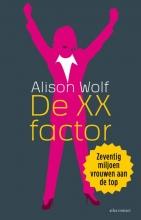 Alison  Wolf De XX factor