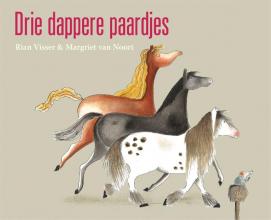 Rian Visser , Drie dappere paardjes