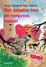 Finn Dijkstra Annet Jacobs, Het geheim van de vergeten tunnel