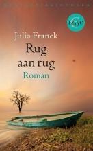 Julia  Franck Rug aan rug
