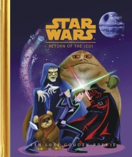 , Gouden Boekjes - Star Wars: Return of the Jedi