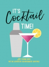 , It`s cocktail time
