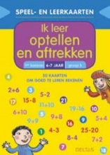 ZNU Speel- en leerkaarten - Ik leer optellen en aftrekken (6-7 j.)