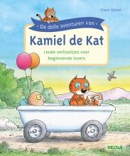Erwin MOSER De dolle avonturen van Kamiel de Kat