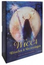 Barbara MEIKLEJOHN-FREE Flavia-Kate PETERS, Wicca rituelen & bezweringen Boek en orakelkaarten
