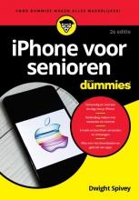 Dwight Spivey , iPhone voor senioren voor Dummies,
