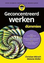 Melanie Müller Christian Mörsch, Geconcentreerd werken voor Dummies