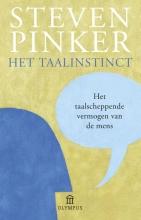 Steven  Pinker Het taalinstinct
