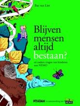 Bas van Lier Blijven mensen altijd bestaan?