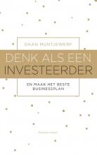 Daan  Muntjewerf Denk als een investeerder