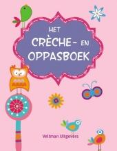 , Het crèche- en oppasboek Roze